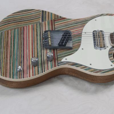 Custom One of A Kind Prisma Guitar for sale