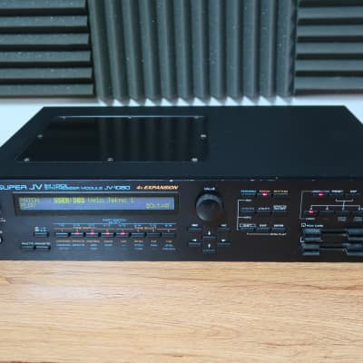 JV-1080 64-Voice Synthesizer Module
