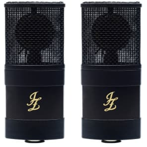 JZ Microphones V11S Cardioid Large-Diaphragm Condenser Mics (Stereo Pair)