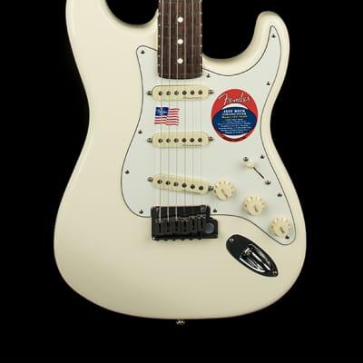 Fender Jeff Beck Stratocaster - Olympic White #58664