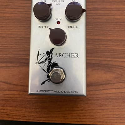 J.rockett audio design  Archer overdrive  2020