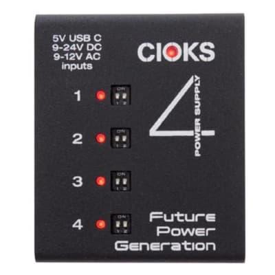 CIOKS DC5 Link 100/300mA 5-Outlet 9-18v Power Supply