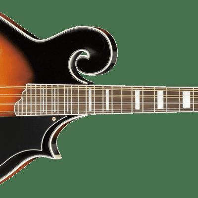 Ibanez M522S Mandolin F-Style- Brown Sunburst High Gloss for sale