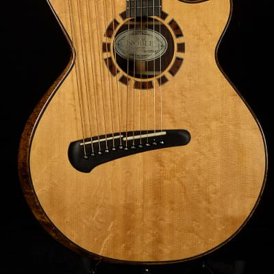 Used 2014 Duane Noble Harp Guitar for sale