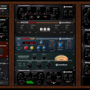 Soundtoys 5 - The Ultimate Effect Rack