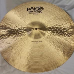 "Paiste 21"" Masters Medium Ride Cymbal"