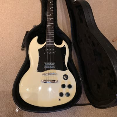 Epiphone SG 2010 Vintage White for sale
