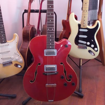 Master Artist Series type Gretsch 1992 red for sale