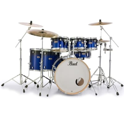 """Pearl DMP927SP Decade Maple 8 / 10 / 12 / 14 / 16 / 22 / 14x5.5"""" 7pc Shell Pack"""