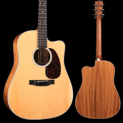 Martin DC-13E Road Series (Soft Shell Case Included) S/N 2268675 5 lbs, 2 oz - Demo for sale