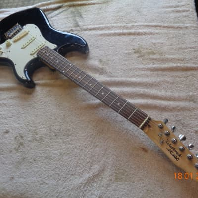 Telestrat with easy string action for students or returning rockers for sale