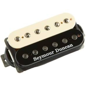 Seymour Duncan 11102-01-Z SH-2 Jazz Model Humbucker Guitar Pickup Zebra Neck