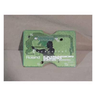 Roland SR-JV80-02 Orchestral Expansion Board [Three Wave Music]