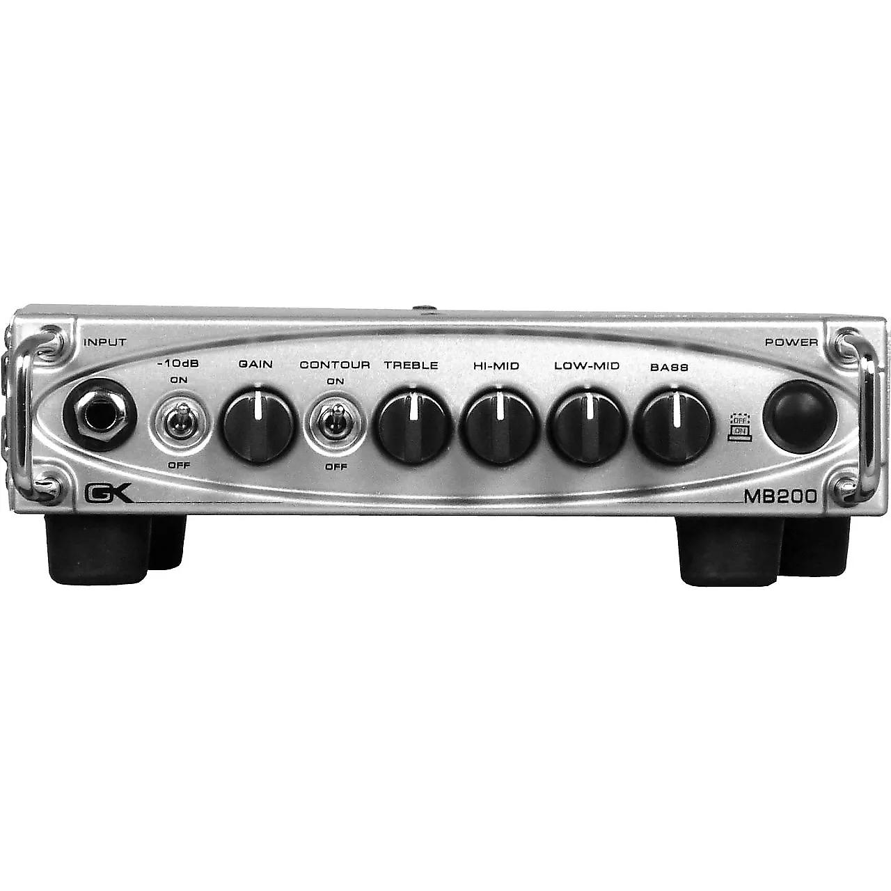 Gallien-Krueger MB200 200W Bass Head | Reverb