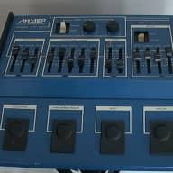lider1 ussr analog guitar processor synth fx, polivoks modulation