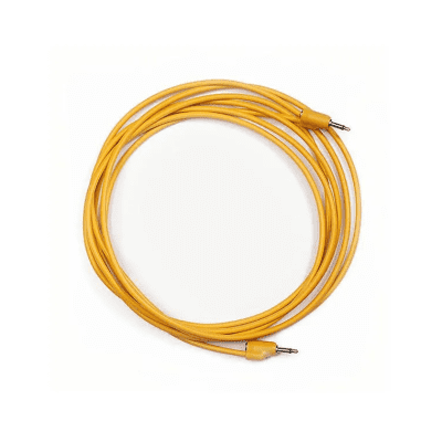 Tiptop Audio Stackcable 3.5mm TS Stackable Shielded Patch Cable - 3.5m