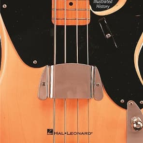 Fender The Fender Bass: An Illustrated History 2016