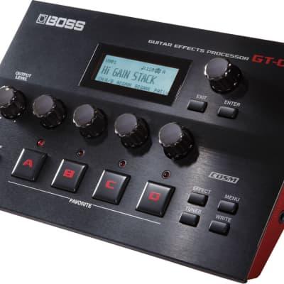 BOSS GT-001 Guitar Multi-Effects Processor for sale
