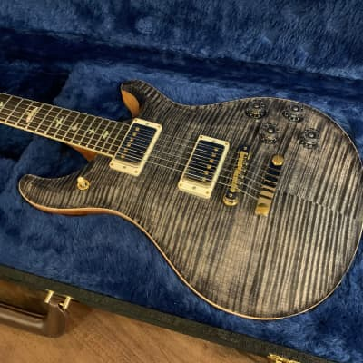 2020 PRS Paul Reed Smith McCarty 594 DC 10-Top - Charcoal Gray - Locking Tuners - Black Paisley Case for sale