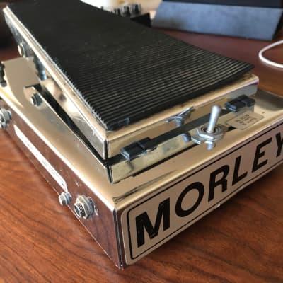 Morley Power Wah PWO 1970s