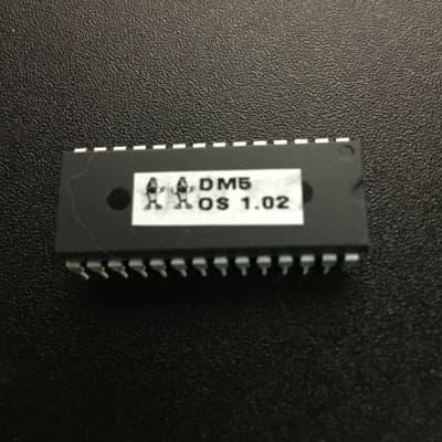 Alesis DM5 Firmware 1.02 Upgrade