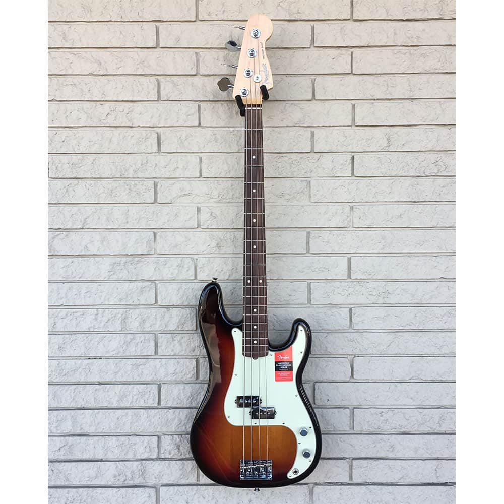fender american professional series p bass rw in 3 color reverb. Black Bedroom Furniture Sets. Home Design Ideas