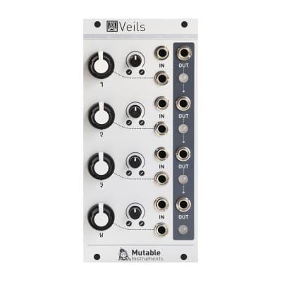 Mutable Instruments Veils Quad VCA