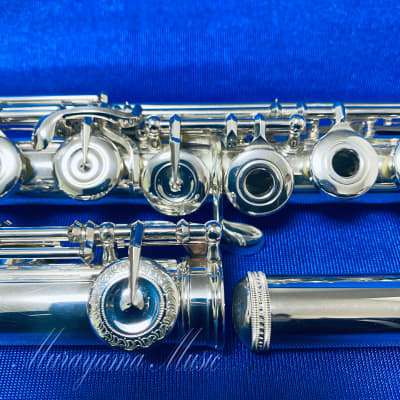 Muramatsu Muramatsu DS-RCEO Flute Handmade 2018 silver