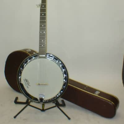 Vintage Epiphone Masterbuilt MB-100 5-String Banjo with Case - Previously Owned for sale
