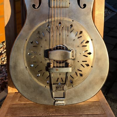 Mule Resonator (Single Cone Stainless Steel) for sale