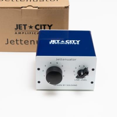Jet City  Amplification Jettenuator Guitar Amp Power Attenuator Amplifier Power Soak Soldano Design for sale
