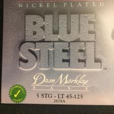 Dean Markley Dean Markley Blue Steel 2678 A Light 5 String