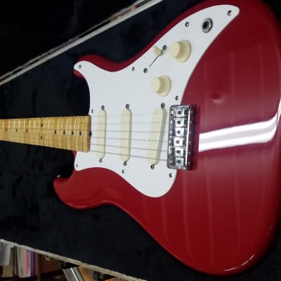 Fender Bullet  S-3 1982 Red for sale