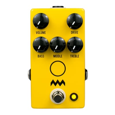 JHS Charlie Brown V4 Overdrive effect Pedal