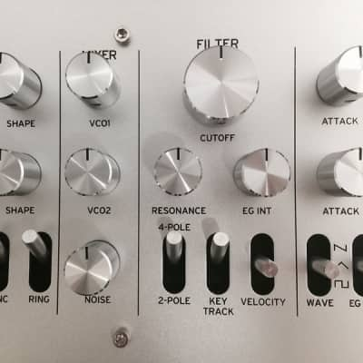 Korg Minilogue Aluminum Knob Kit