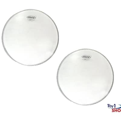 Drum Heads Duo Clean 08 In High Quality RMV 2 units