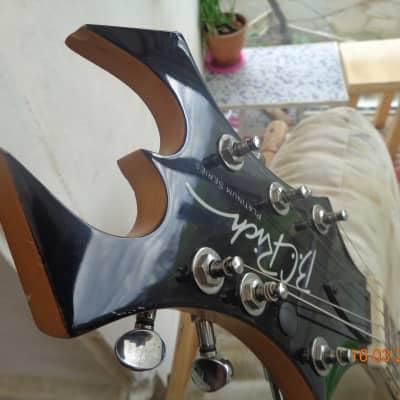 Wide-neck guitar, 6 string BC Rich Korean (48mm nut width) for sale