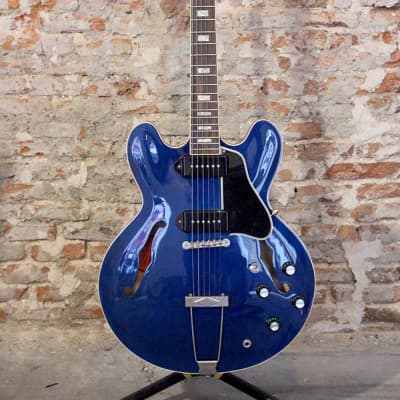 Gibson ES-330L 1959 Custom Shop 2010 Beale St. Blue for sale