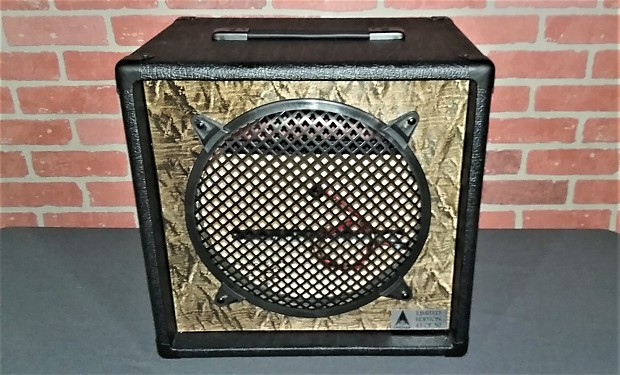 Fine Earcandy American Classic 1X12 Guitar Amp Speaker Cab Trans Figured Ebony Front Un Loaded Download Free Architecture Designs Embacsunscenecom