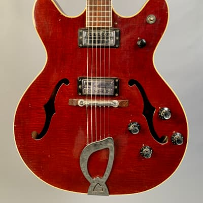 Guild Starfire V 1967 Red for sale