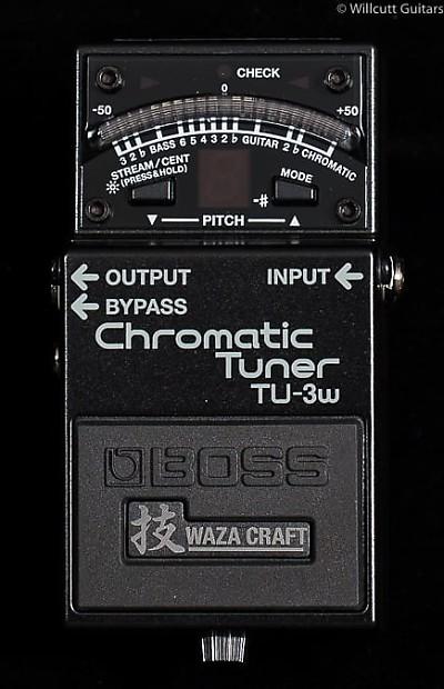 Boss TU-3W Waza Craft Tuner