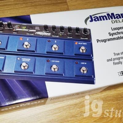 DigiTech JamMan Delay Looper Phrase/Sampler - New in Box! for sale