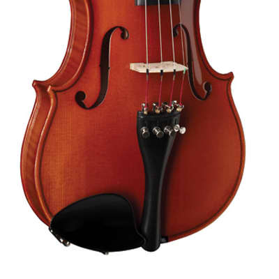 Becker 1000 Symphony Series 4/4 Full Size Violin - Gold-Brown Gloss