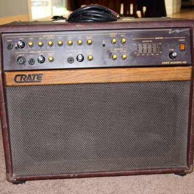 Crate CA125 125-Watt Acoustic Guitar Combo Amp