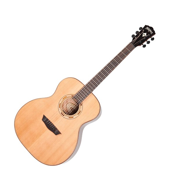 Natural Washburn Wlg16s Grand Auditorium 6-string Acoustic Guitar Musical Instruments & Gear Guitars & Basses