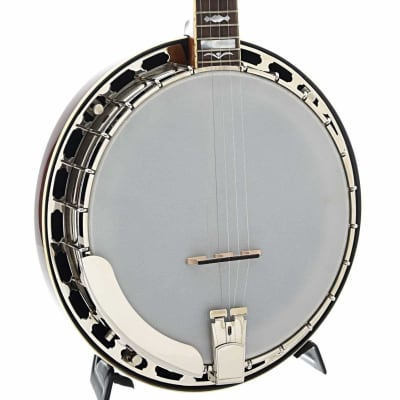 Gold Star GF-100JD Bluegrass Album Resonator Banjo with Case for sale