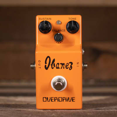 Ibanez Limited Edition OD850 Overdrive Reissue