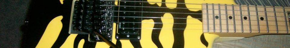 Robert 's Rising Son Guitars