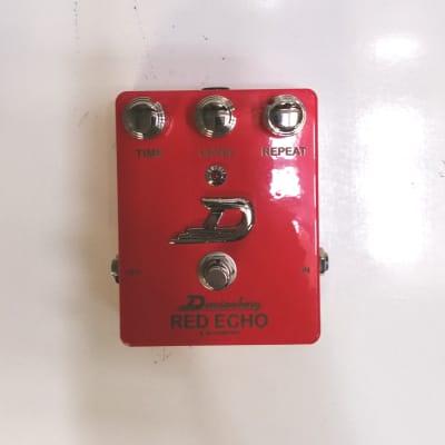 Duesenberg Red Echo Analog Delay for sale