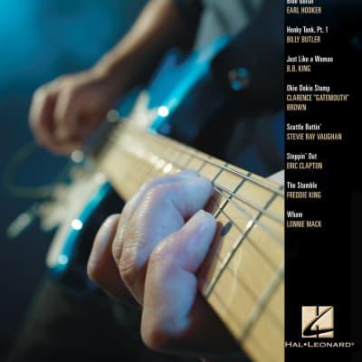 Guitar Playalong #091 - Blues Instrumentals w/CD
